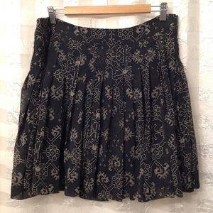 GAP Pleated Skirt Size 12
